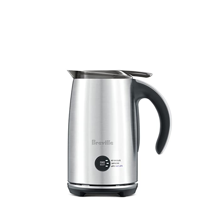 Breville BMF300BSS Milk Frother, Silver