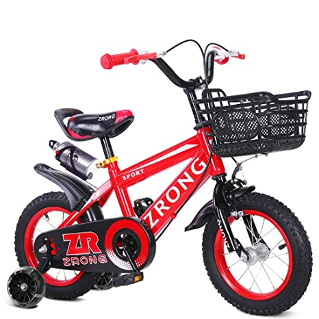 Childs//Kids//Boy//Girl Bike//Cycle Childrens Small Bicycle Shopping Basket