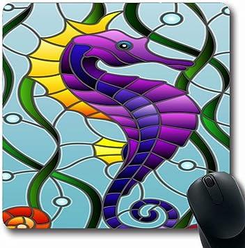 Alfombrillas de ratón para ordenadores Vidrieras de colores ...