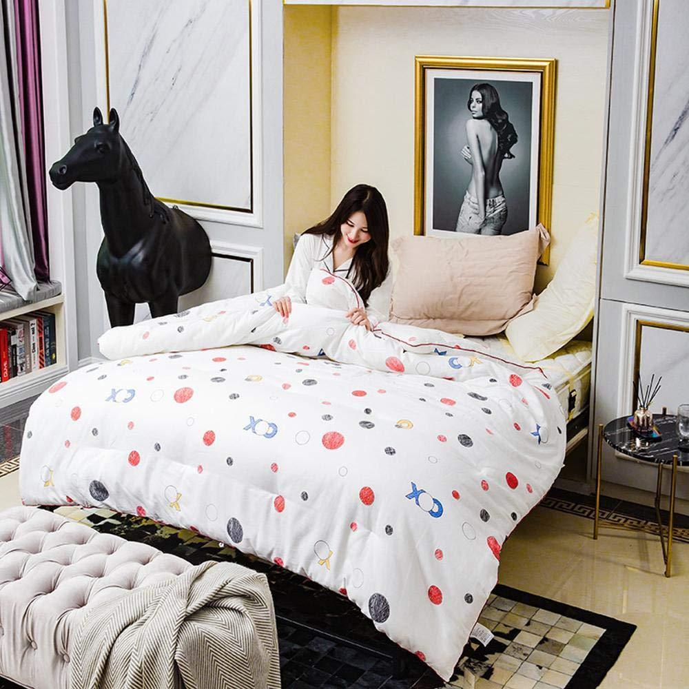 Littlefairy Baumwolle, die Ganze Feder Schleifen Seide Baumwolle Schlafsaal Bett von Core garantiert warmen Winter von core