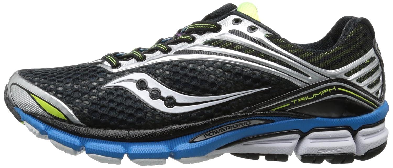 Saucony Triumph 11 Hombre Negro Deportivas Zapatos Talla Nuevo EU 46: Amazon.es: Ropa y accesorios