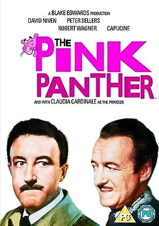 49ddeb4ef76b The Pink Panther [DVD]: Amazon.co.uk: Peter Sellers, David Niven ...