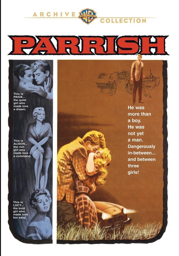 DVD : Parrish (1961)