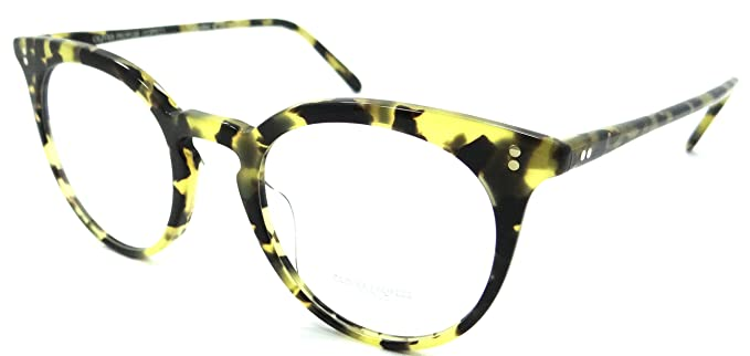 fea76cee30 Image Unavailable. Image not available for. Color  Oliver Peoples Rx  Eyeglasses Frames Jonsi ...