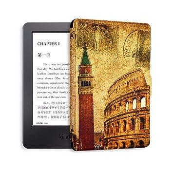 WDBHTAO Funda Kindle En Caso De Impresión De Arte Famosas Amazon ...