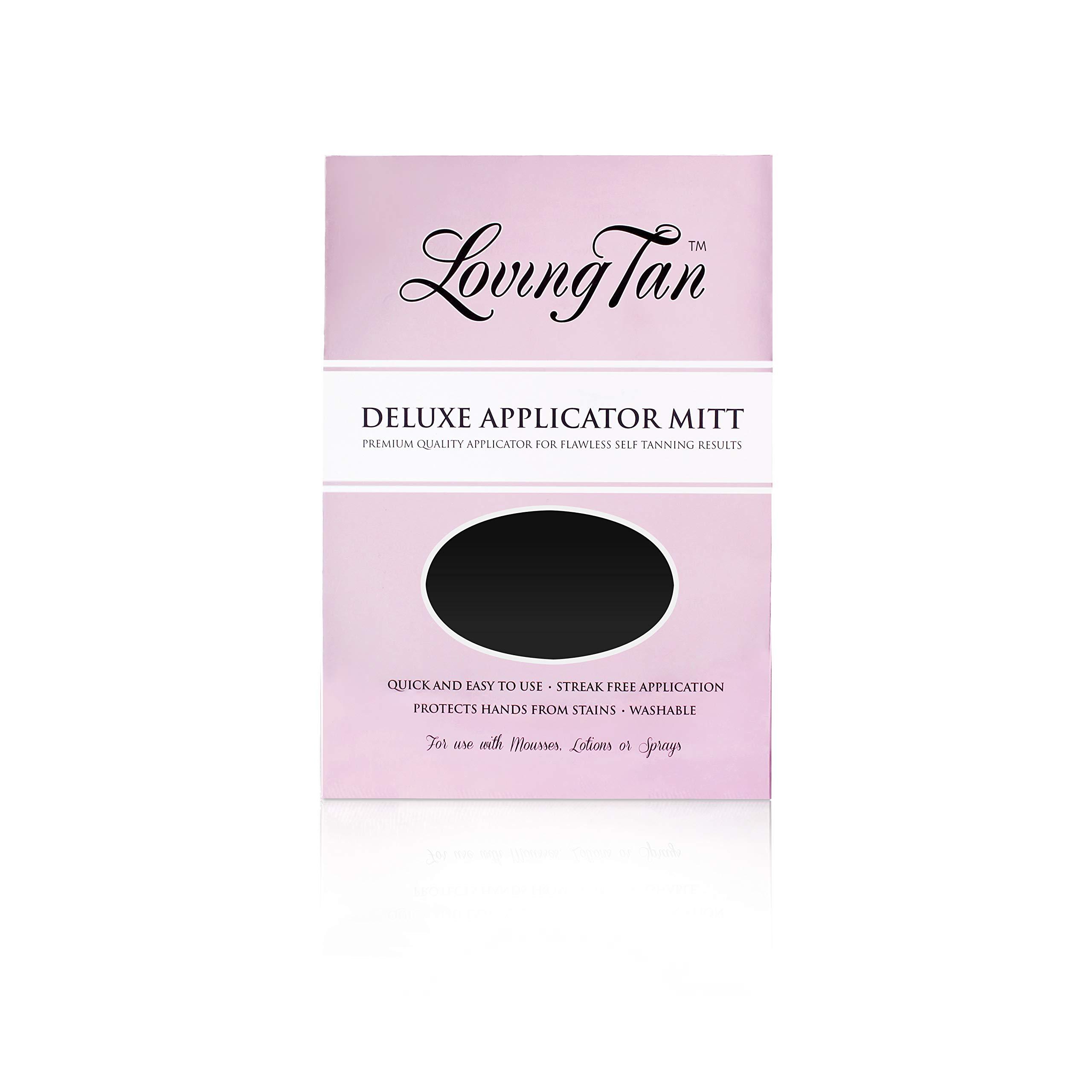 Loving Tan Deluxe Applicator Mitt by Loving Tan