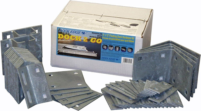 Dock Edge Stationary Dock