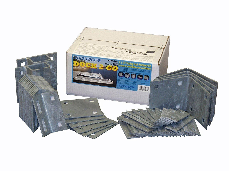 Dock Edge + Inc. Floating Dock Hardware Dock2Go Connector Kit (6-12 Feet)