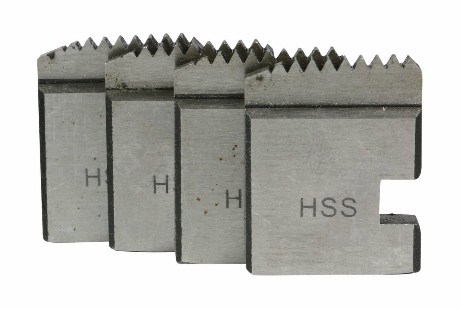 PT 37885 Pipe Dies 1-1/4'' Manual Pipe threader Fits Ridgid 12-R 37885 and RIDGID 700
