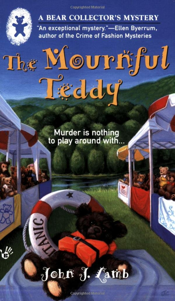 The Mournful Teddy (A Bear Collector's Mystery) pdf epub