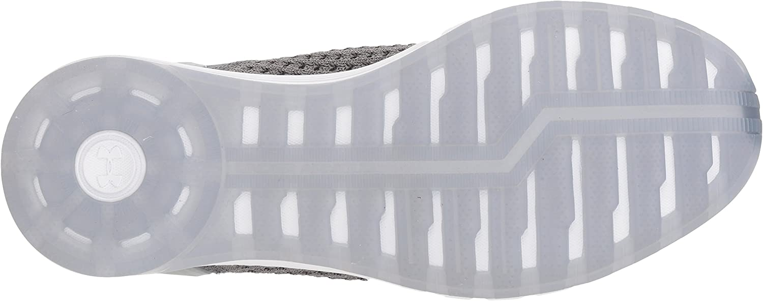 Under Armour Men's HOVR Sonic Nc 3020978-007 Competition Running Shoes Graphite Metallic Silver Graphite