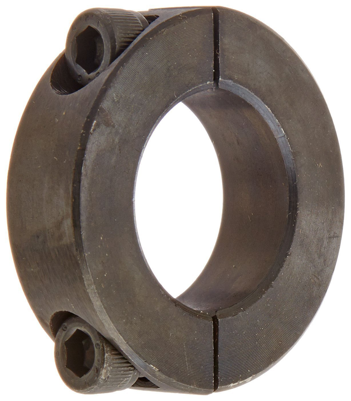 Black Oxide Plating Steel 1//2 inch Width Clamping Collar Mild Steel 1 3//4 inch OD 1//4-28 x 5//8 Inch Clamp Screw 1 inch bore