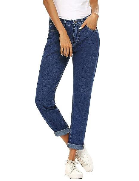 Amazon Jeans Jeans Vita Donna Amazon Donna Alta Alta Vita Alta Vita Amazon Jeans QxWdrBoCe