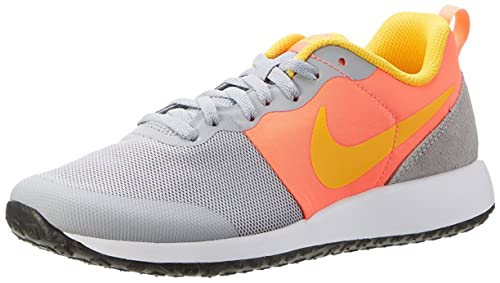 Nike Wmns Elite Shinsen, Zapatillas de Deporte para Mujer, Gris (WLF Gry/Vrsty MZ-Brght MNG-Whi), 40 EU: Amazon.es: Zapatos y complementos