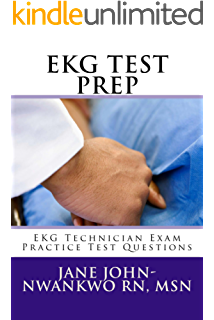 Amazon EKG Technician Study Guide 2nd Edition Exam Prep