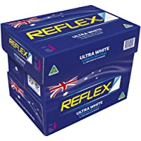 Reflex Ultra White A4 Copy Paper 80gsm 5 Ream Carton