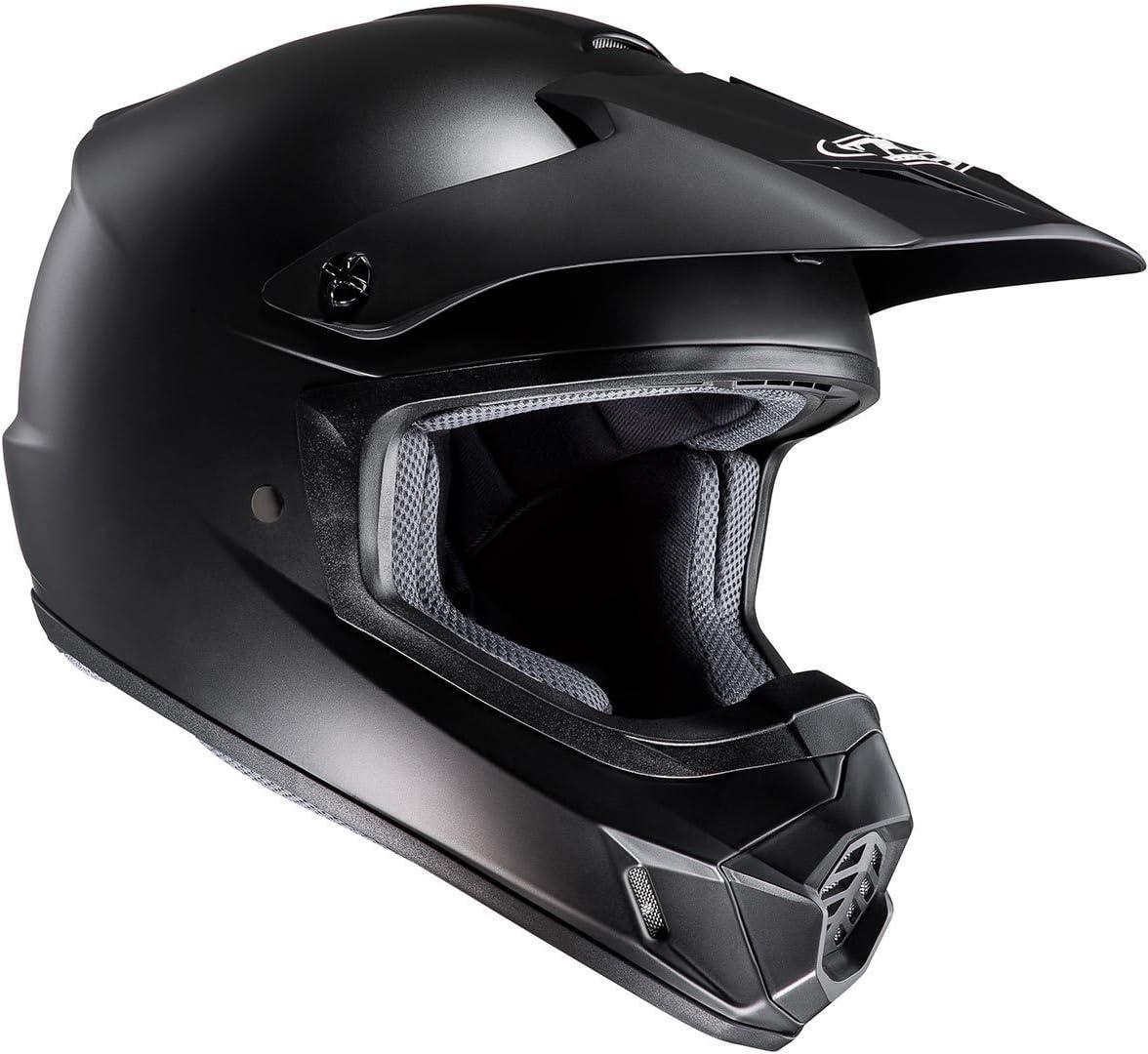 Casco de moto HJC RPHA 70 con parasol XXS deportivo negro//mate
