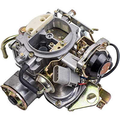 maXpeedingrods Carburetor for Nissan 720 Pickup 1983-1986 with 2.4L Z24 Engine 16010-21G61: Automotive