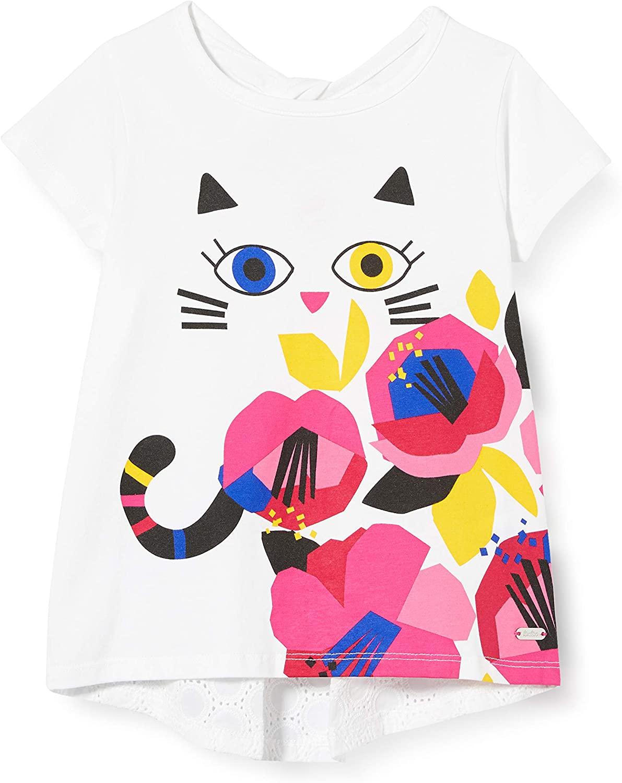 TUC TUC Cat T-Shirt Bimba