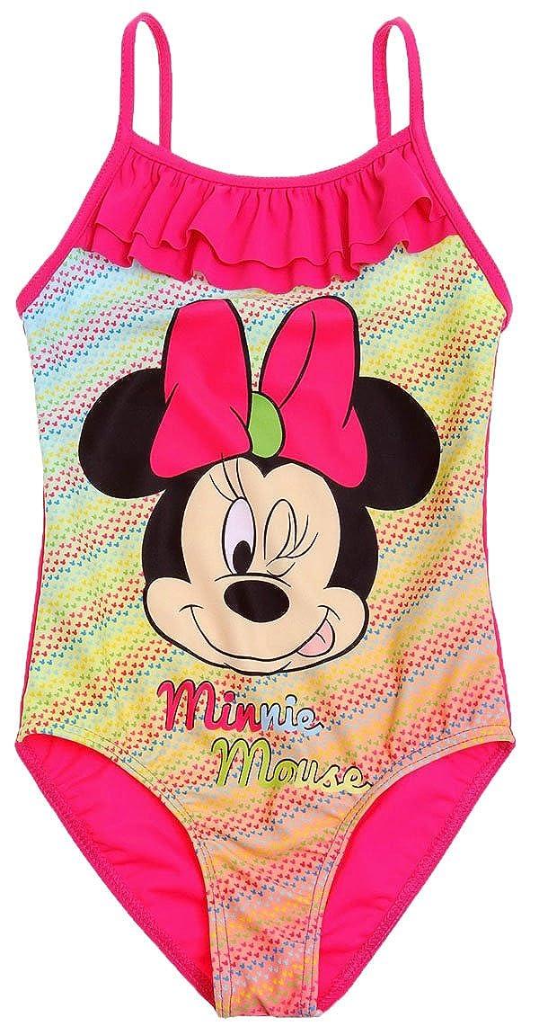 Minnie - Traje de una Pieza - para niña: Amazon.es: Ropa y ...