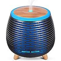 SALKING Humidificador Electrico,Humidificador Aceites Esencialescon LED de 7 colores,Difusor de Aromaterapia,Silencio,2…