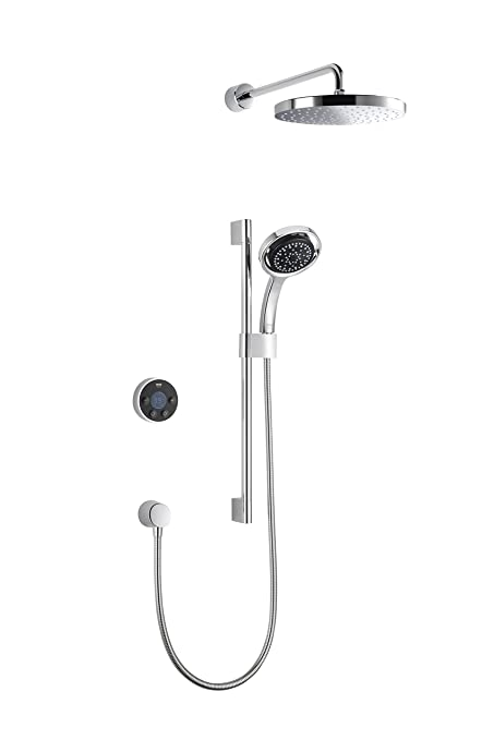 Mira Digital Shower >> Mira Showers 1 1796 004 Platinum Dual Digital Mixer Shower With Rear