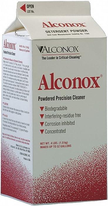 The Best Alconox Detergent Deep Fryer Cleaner