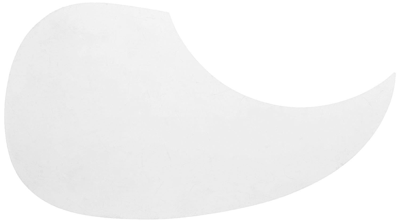 Kmise z0127クリアカラー粘着Acoustic Guitar Pickguard PVC Tear Drop Shape   B010T2V5AW