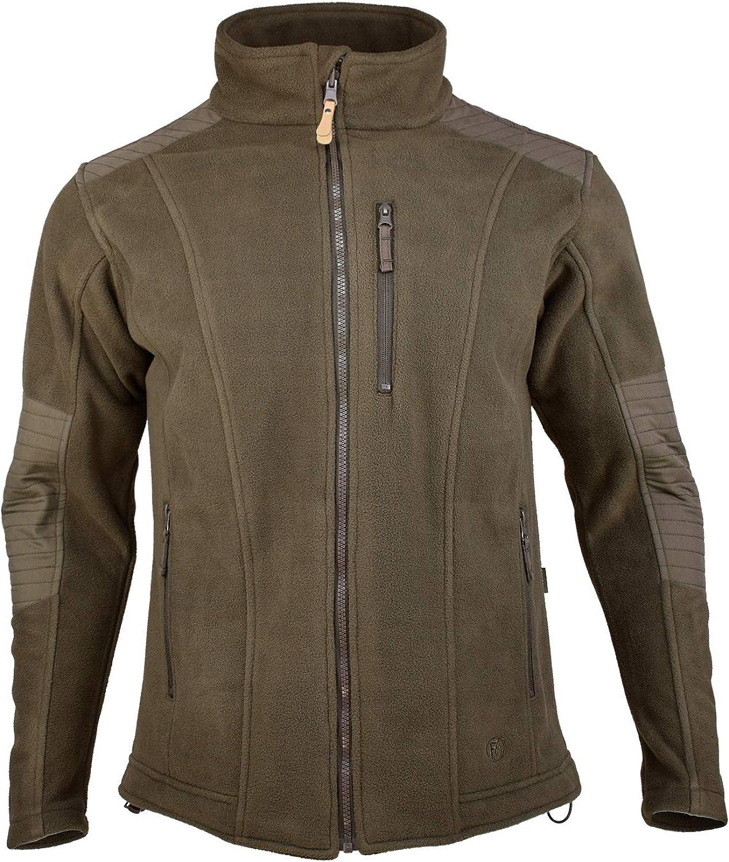 Outdoor Shaping Herren Jacke Warme Fleece Jagd Jacke Wasserdicht Atmungsaktiv Milit/är Tactical Sport Jacke