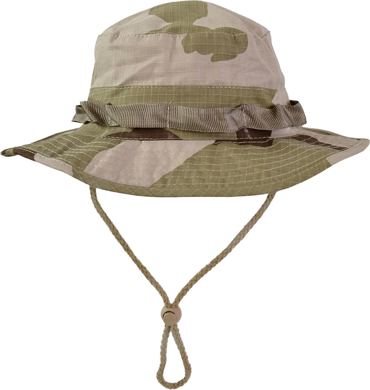 normani Australian Outdoor Hut Boonie Hat in vielen Farben und Gr/össen