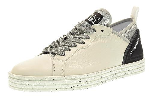 outlet 49269 80a32 Hogan Rebel Scarpe Donna Sneakers Basse HXW1410X050FJK0351 ...