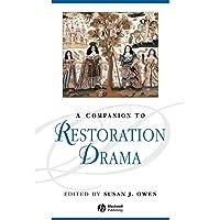 Companion to Restoration Drama (Blackwell Companions to Literature