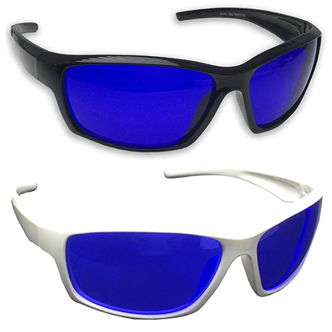 Amazon.com: grinderPUNCH - Gafas de golf polarizadas para ...