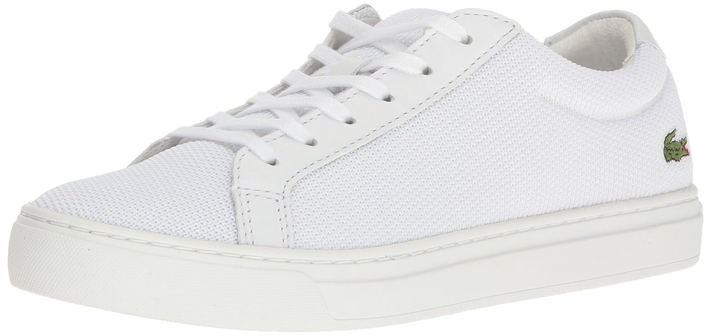 Lacoste Women's Fashion Sneaker B01LX6GPGO 6 B(M) US|White