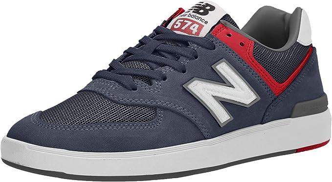 New Balance 574 Mens Sneakers Navy