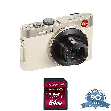 Amazon.com: Leica C - Cámara digital con tarjeta de memoria ...