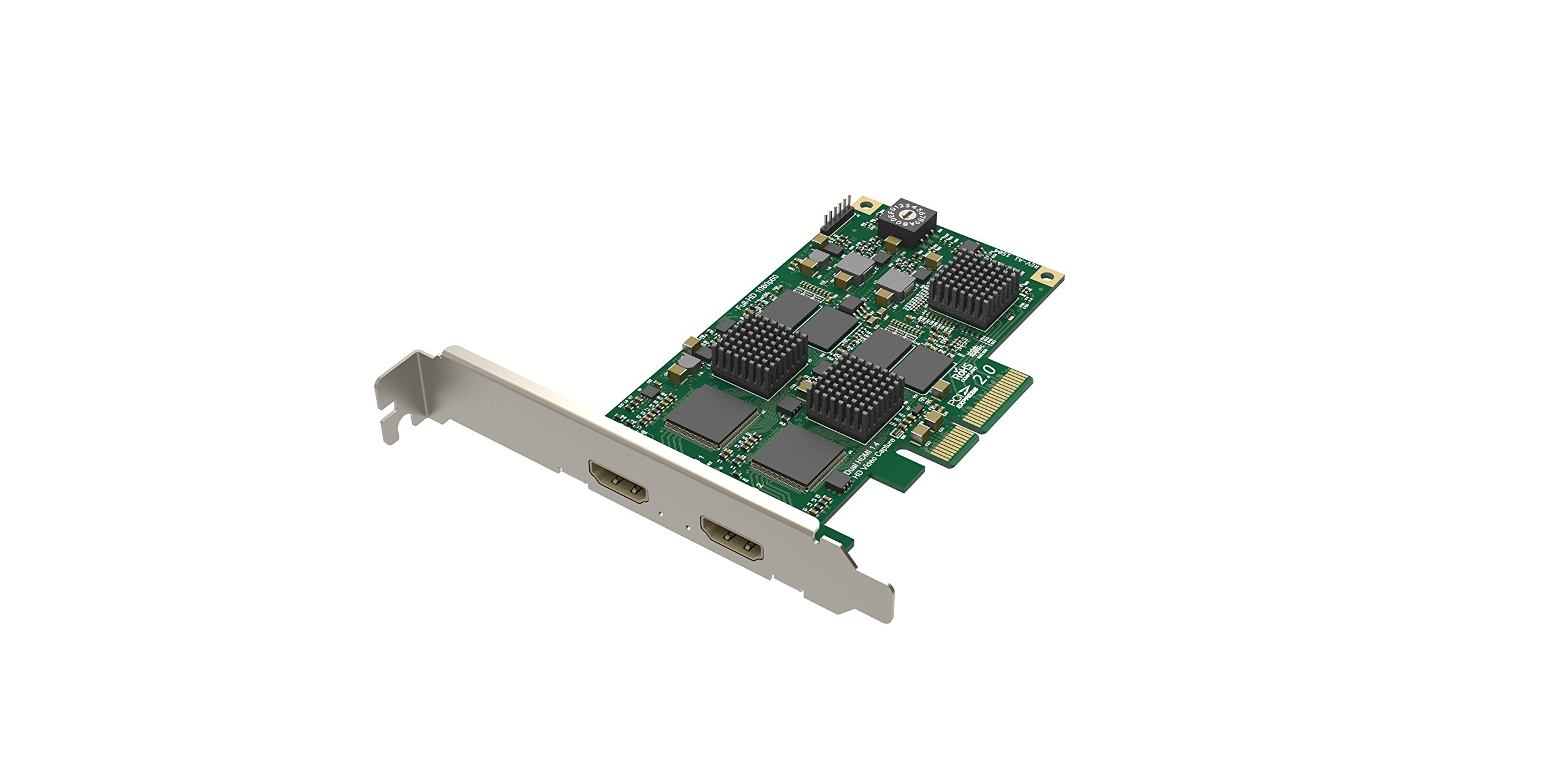 Magewell Pro Capture Dual HDMI Video Capture Card by Magewell