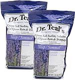 Dr. Teal's Epsom Salt Soaking Solution, Lavender, 3lb