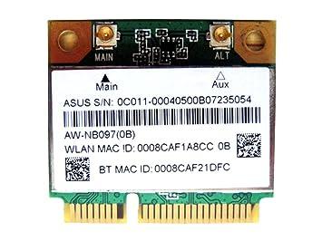 Asus ET2701I AzureWave NB097 WLAN Update