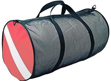 39f2590870 Amazon.com   Innovative Heavy Duty Large Mesh Duffel Bag   Sports ...