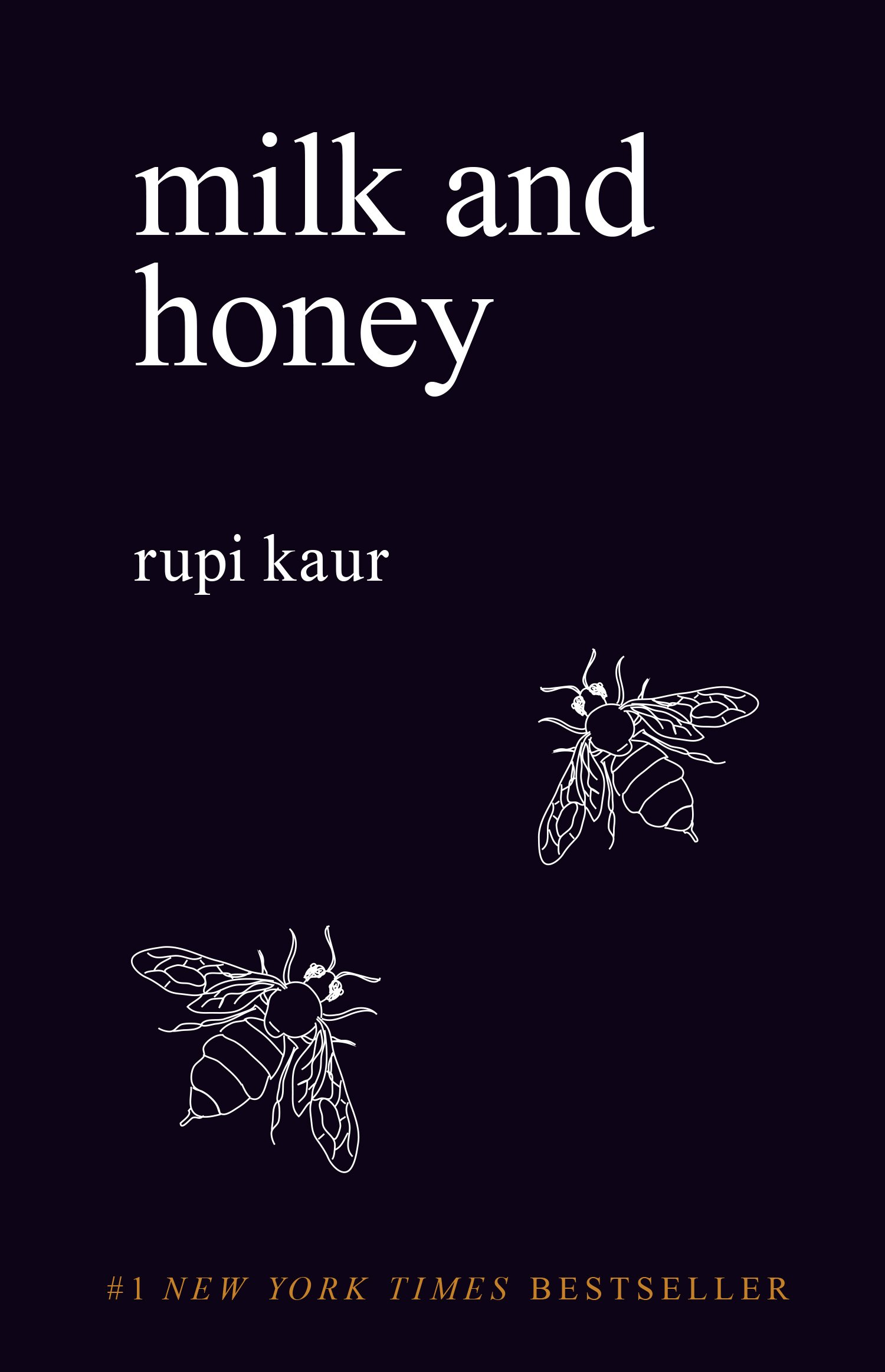 Milk Honey Rupi Kaur product image