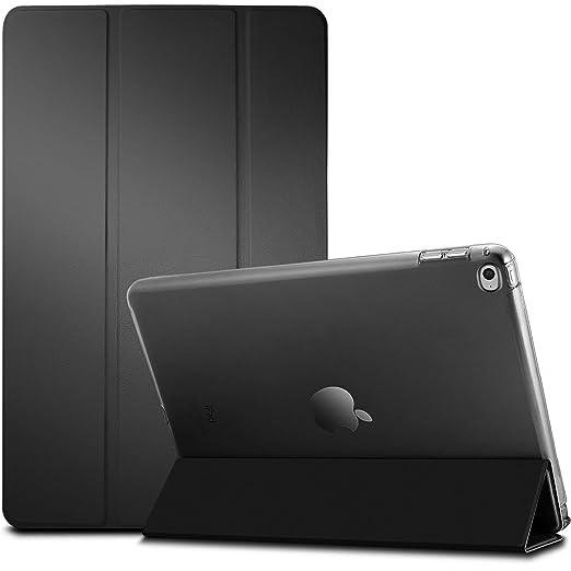 45 opinioni per iPad Air 2 / iPad 6 Custodia Case-Infiland Slim Tri-Fold in pelle Smart Ultra