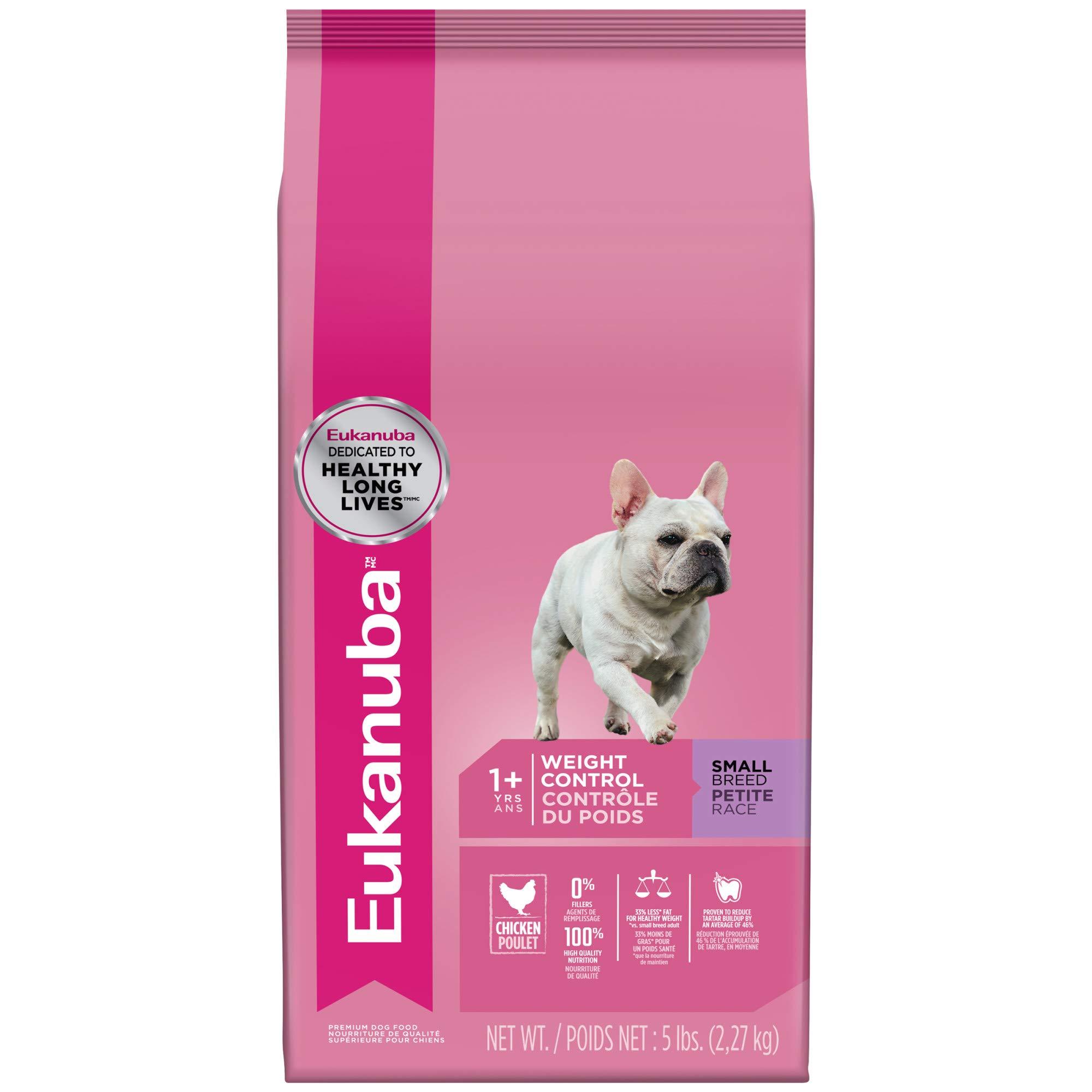 Eukanuba Weight Control Adult Dry Dog Food