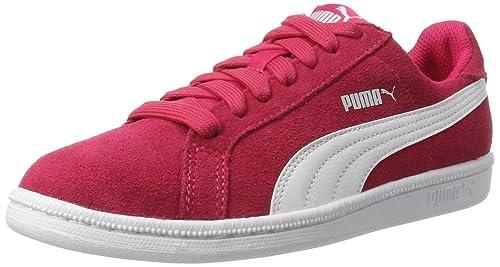 Puma Unisex Kids' Smash Funsd Jr Niedrig Niedrig Jr Top Sneakers     ... 352e59