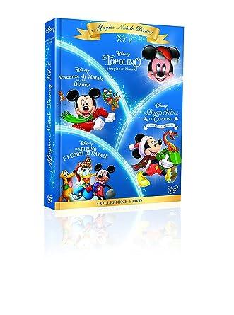 Cofanetto magico natale disney volume dvd amazon