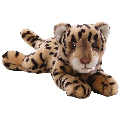 "Gund Leopard 3"" Beanbag Plush: Toys & Games"