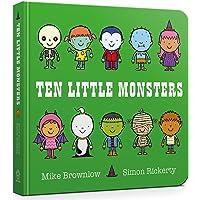 Ten Little Monsters