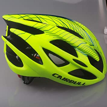 Amazon.com : Choson Vic Womens Mens Cycling Helmet Superlight Road Bike, Adult Bicycle Helmet Breathable MTB Mountain Cascos Ciclismo M L Size - Green ...