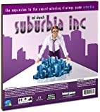 Bezier Games Suburbia Inc Expansion Board Game