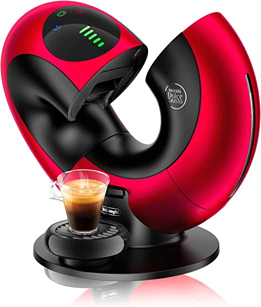 DELONGHI Nescafé Dolce Gusto Eclipse Máquina de café, 1500 W ...